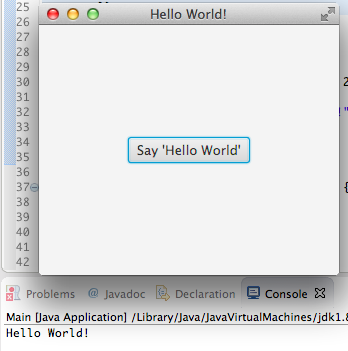 Launch javafx application from another class