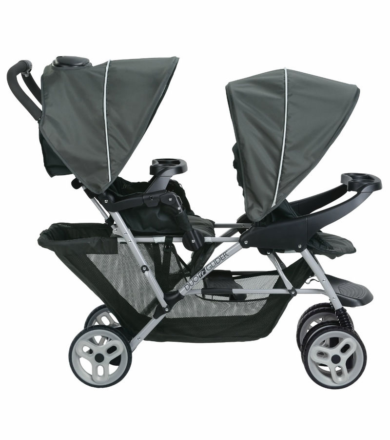 graco duoglider double stroller manual