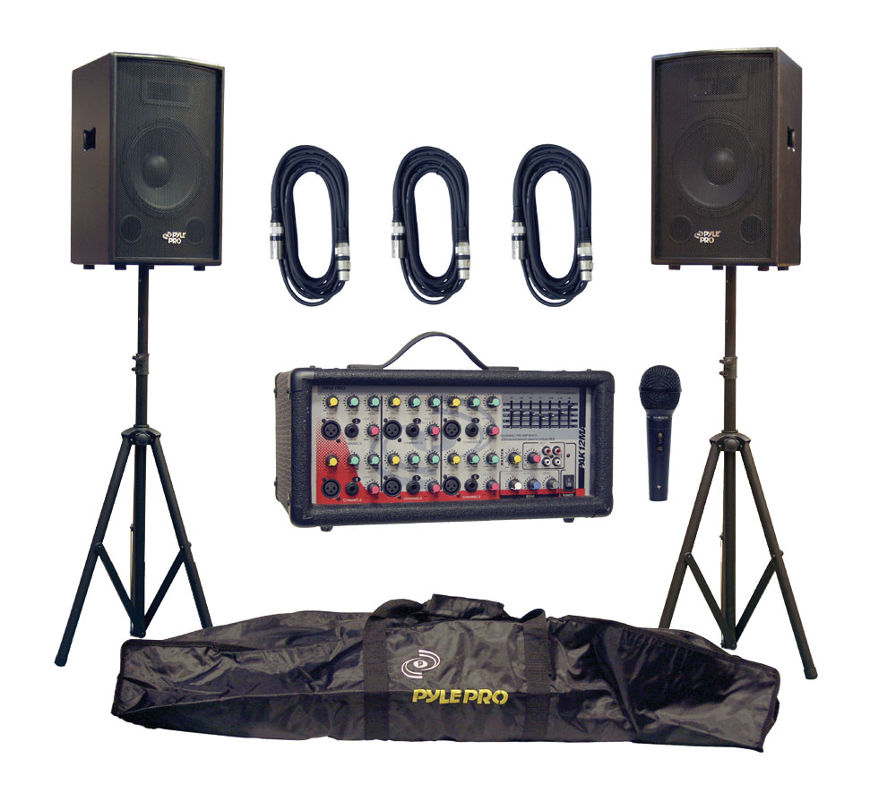 squier 4 channel pa system manual