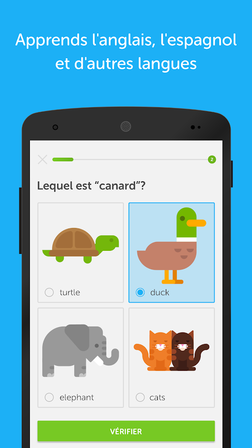 Comment desinstaller duolingo application sur ipad