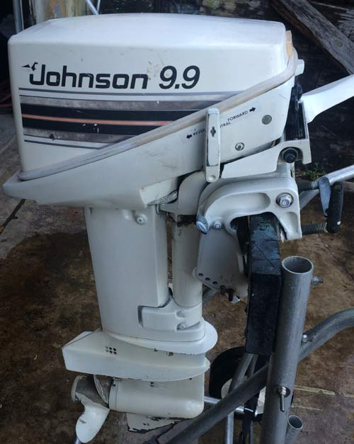owners manual johnson 9.9 outboard motor