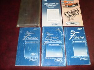 f250 7.3 owners manual