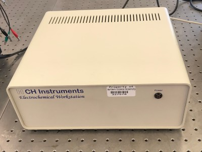 Ch instruments electrochemical workstation manual