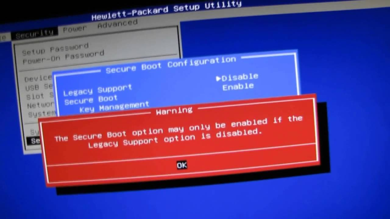 Hp all in one how to get to bios