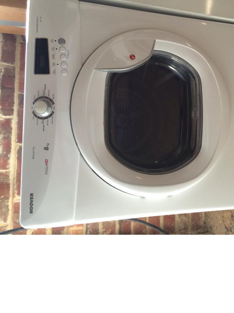 hoover vision hd 8kg tumble dryer manual