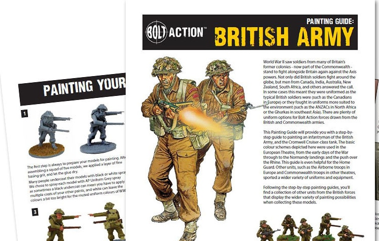 Bolt action rules pdf download
