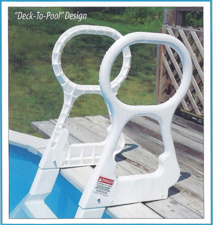 calypso a frame pool ladder instructions