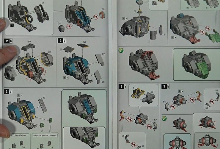 contemptor dreadnought assembly instructions