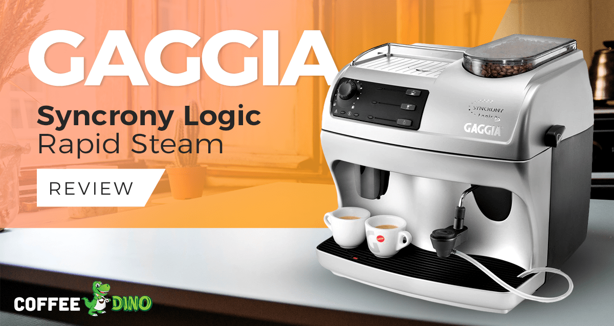 Gaggia syncrony logic manual pdf