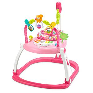 fisher price rainforest deluxe bouncer instructions