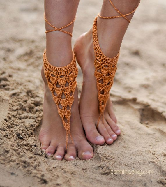 free beaded book thongs instructions