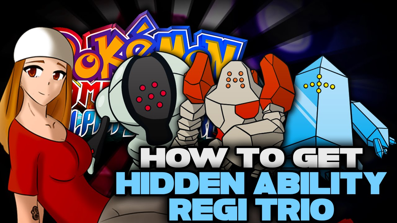 Mareanie how to get hidden ability