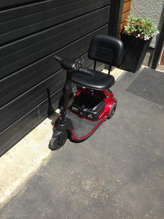 Triton pl3 01 mobility scooter manual