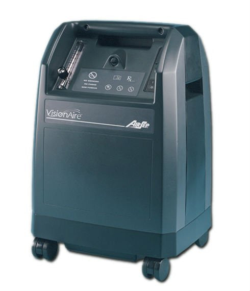 Visionaire oxygen concentrator service manual
