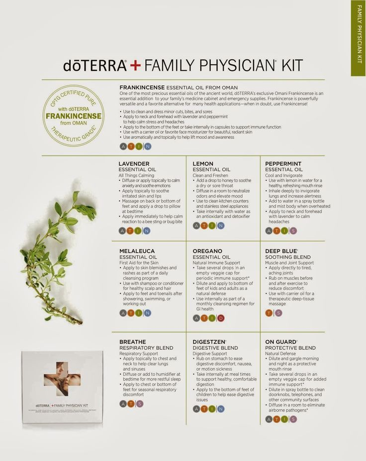 What are essential oils doterra pdf